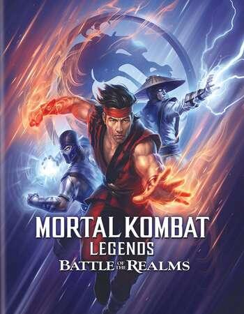 Mortal Kombat Legends: Battle of the Realms (2021) English Subtitles