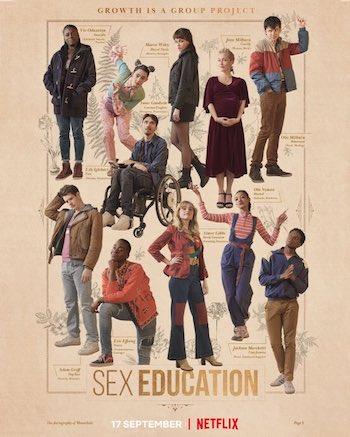 Sex Education Season 3 (S03) Subtitles
