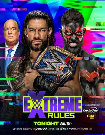 WWE Extreme Rules (2021)
