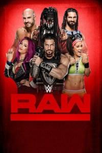 WWE Monday Night Raw 20th September 2021