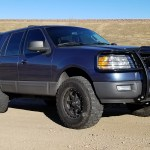 03 17 Ford Expedition Readylift 3 Front 2 Rear Sst Spacer Lift Kit