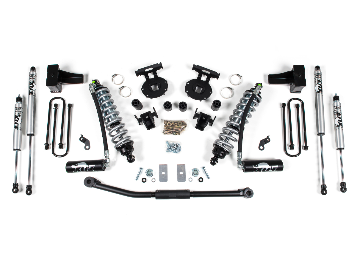 F250 Amp F350 4wd Bds 2 5 Coilover Conversion Suspension Systemsel Bds F
