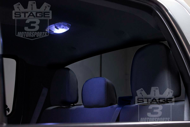 Recon Cab Light Bulb Replacement