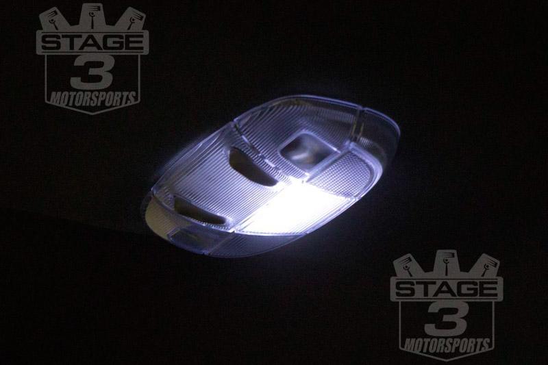 2004 2014 F150 Amp SVT Raptor Recon LED Dome Lights 264165