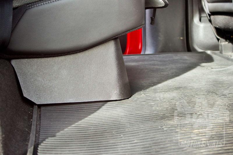 2009 2014 F150 Supercrew Ford Under Seat Storage Organizer