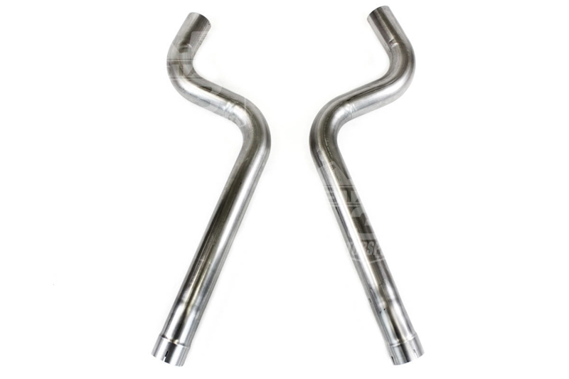 Mustang Gt Afe 3 Cat Back Exhaust Kit Polished