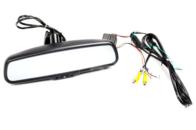 F150 Rear View Mirror Amp Back Up Camera Package