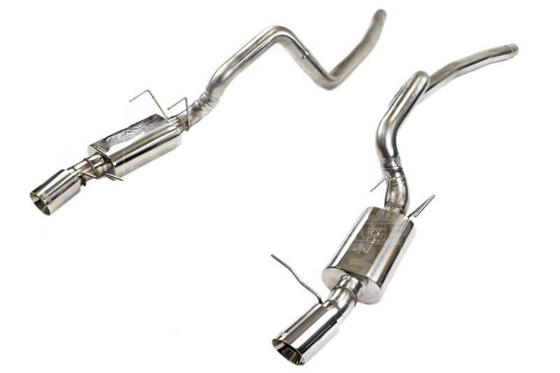 Mustang Gt 5 0l Kooks Cat Back Exhaust