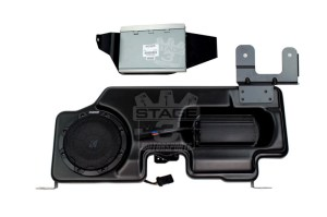 20152018 F150 Kicker VSS PowerStage Powered Subwoofer