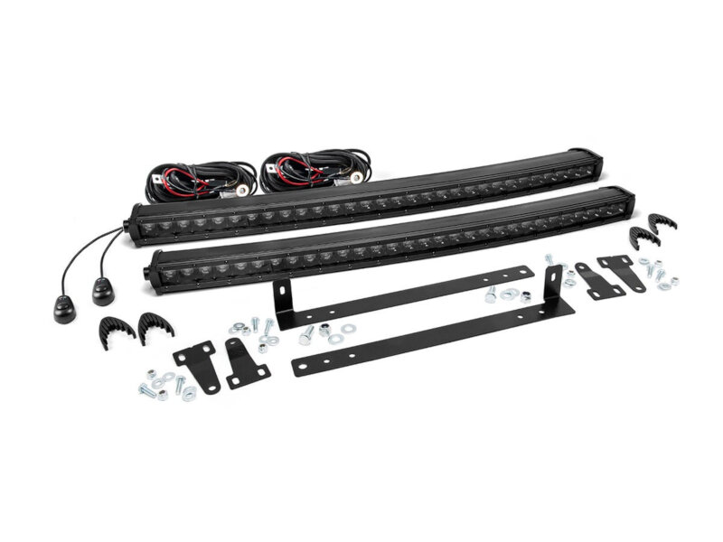 F150 Rough Country 30 Off Road Led Light Grille