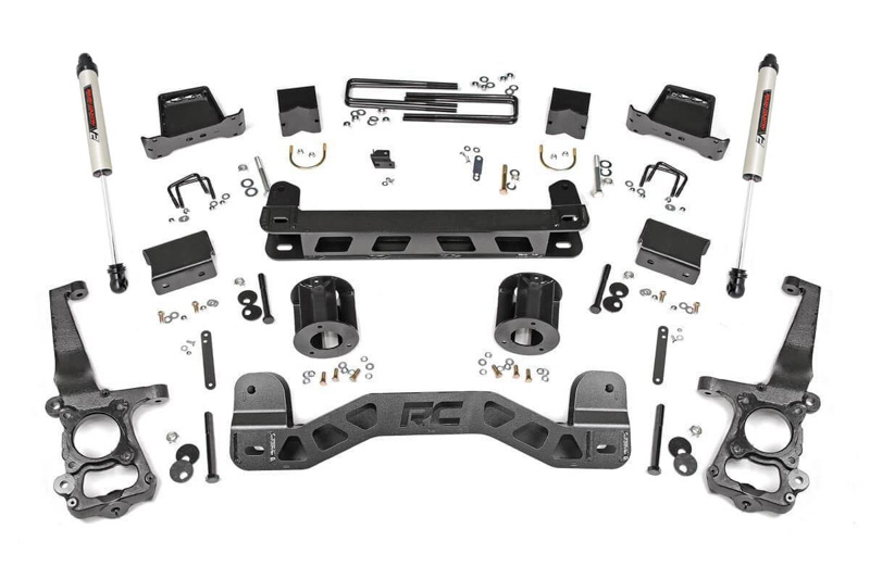 F150 Rwd Rough Country 6 Suspension Lift Kit