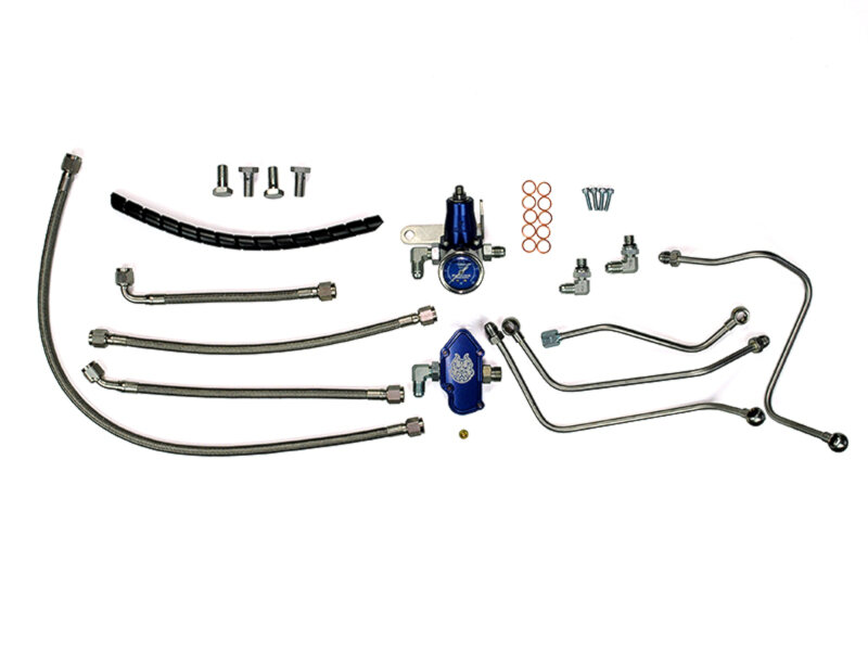 F250 Amp F350 Sinistersel Regulated Fuel Return Kit Sd Fuelreg 6 0