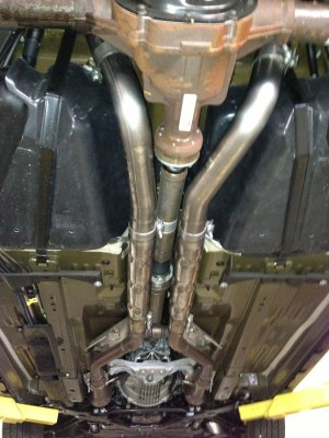 20112014 Mustang GT  GT500 Stainless Works 3
