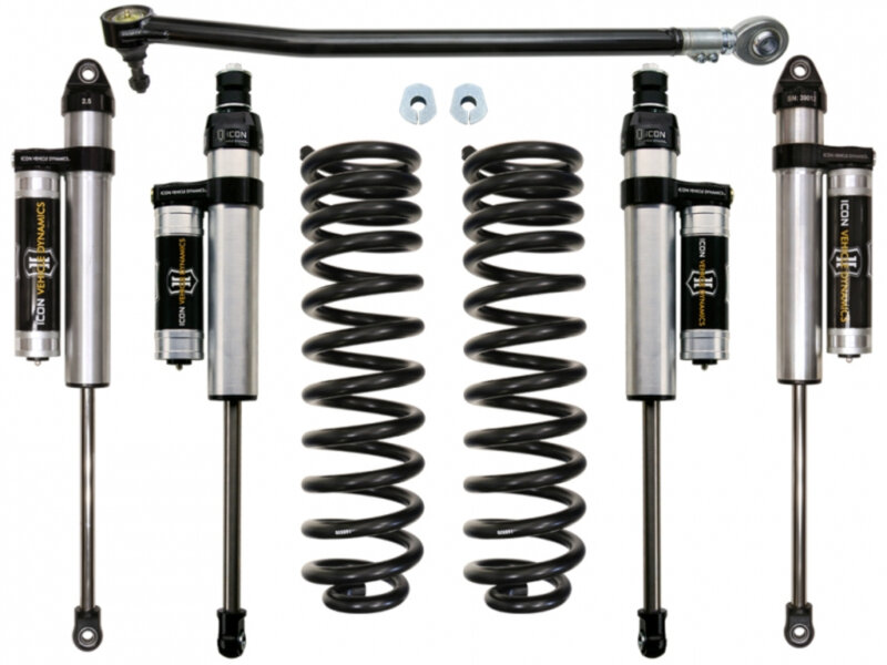 F250 Amp F350 Icon 2 5 Stage 3 Suspension System