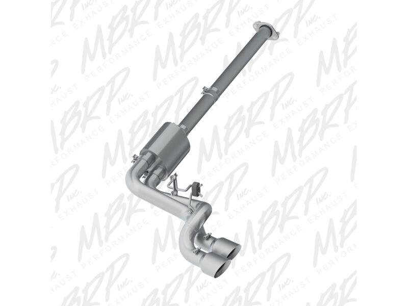 F150 5 0l Amp Ecoboost Mbrp Installer Series Pre Axle Dual Exhaust Kit S Al
