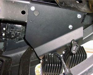 20102014 F150 Raptor Rigid LED OffRoad Fog Light Bracket Kit 40235