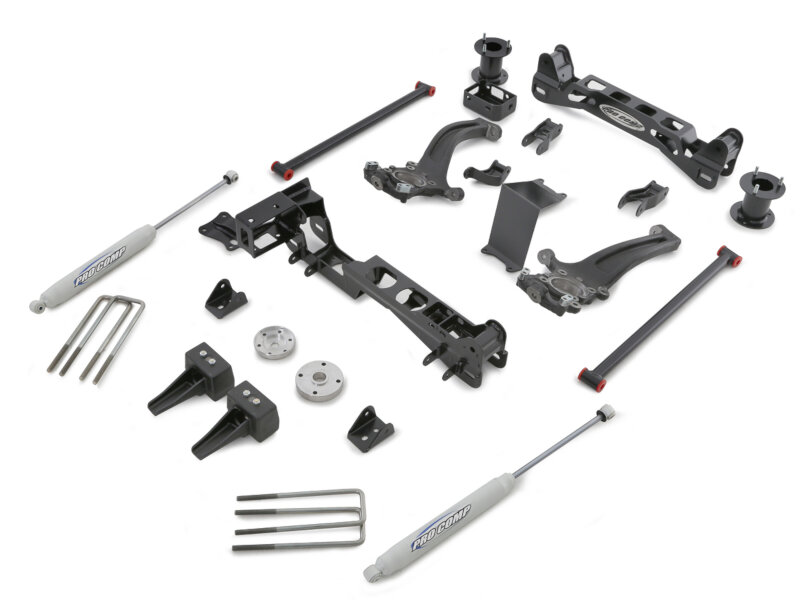 F150 2wd Pro Comp Complete Basic 6 Suspension