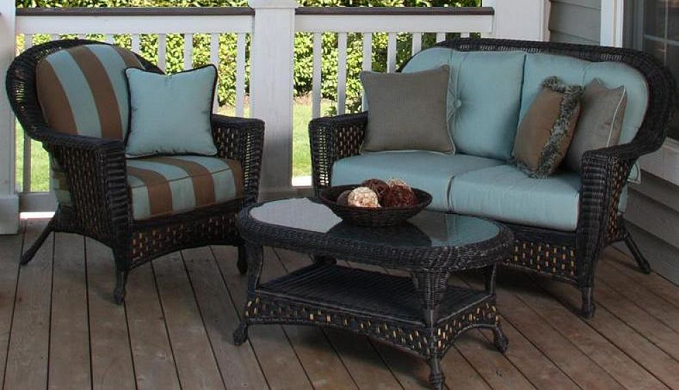 Replacement Cushions For Wicker Patio Furniture Home
