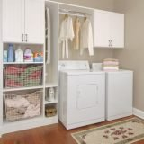 lowes laundry cabinets home furniture design on lowe s laundry room storage cabinets id=52102