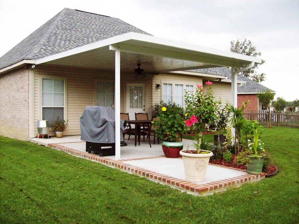 Aluminum Patio Covers: Extended Outdoor Living - Home ... on Extended Covered Patio Ideas id=71457