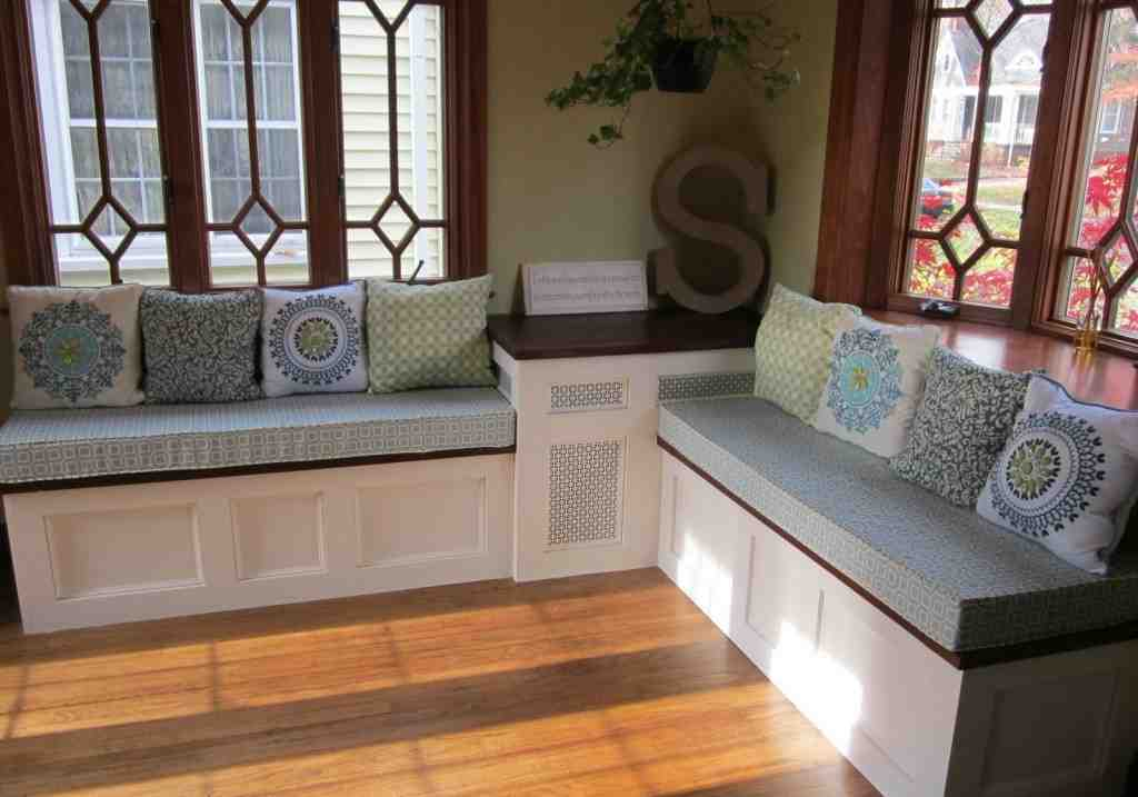 Corner Bench Seat With Storage Home Furniture Design