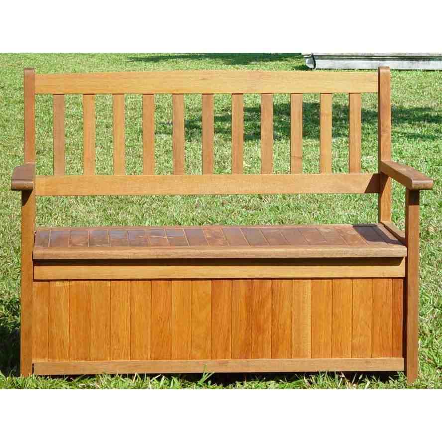 Storage Bench Seat Plans Home Furniture Design