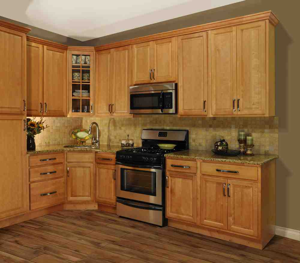 Maple Kitchen Cabinet Doors - Home Furniture Design on Maple Cabinet Kitchen Ideas  id=77834