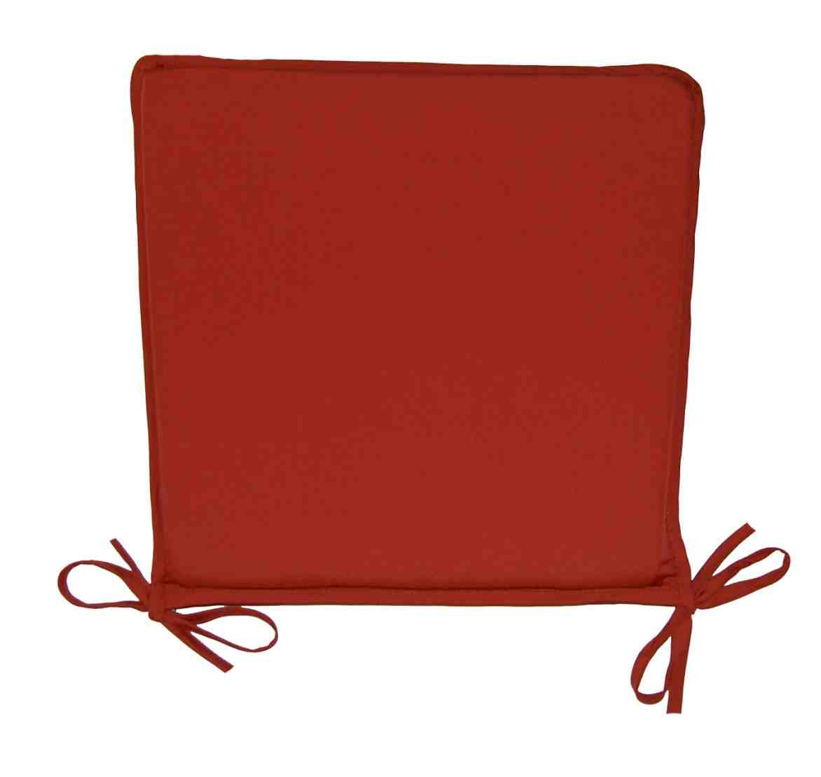 Red Kitchen Chair Cushions Home Furniture Design