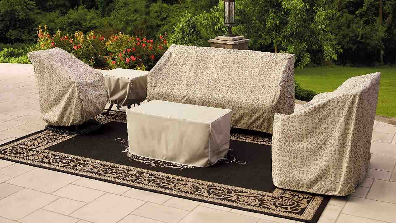 Waterproof Bench Cushions