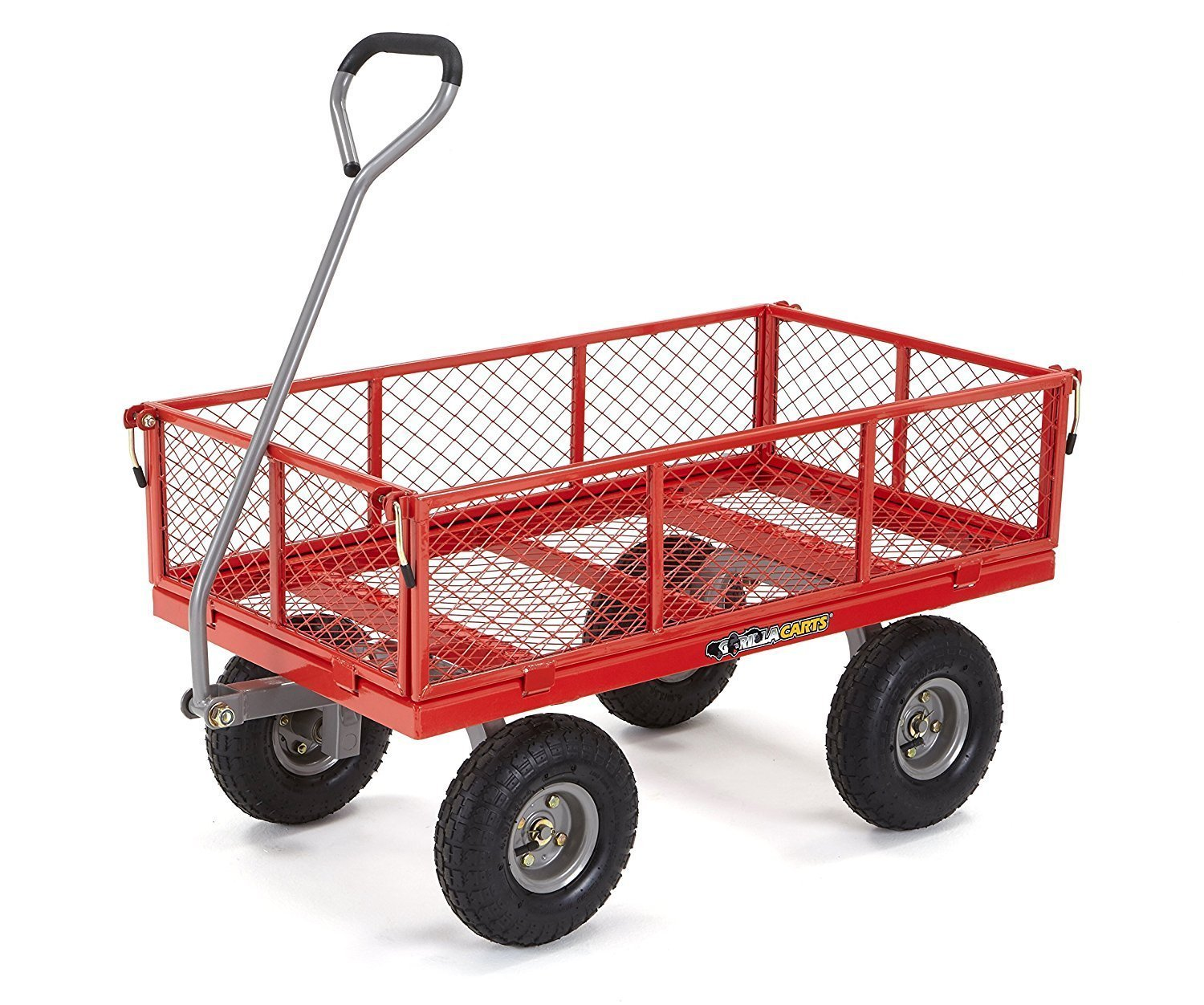 Cleaning Carts On Wheels