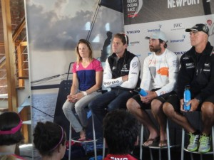 Volvo Ocean Race Press Conference