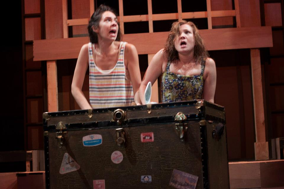 Evelyn-Spahr-and-Katelin-Wilcox-in-Shakespeare-Exchanges-ISLAND-OR-TO-BE-OR-NOT-TO-BE-at-The-Connelly-Theater-in-New-York-City.