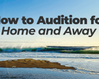 How to Audition for Home and Away