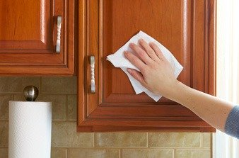 Cleaning Kitchen Cabinets how to clean kitchen cabinet  Nrtradiant com