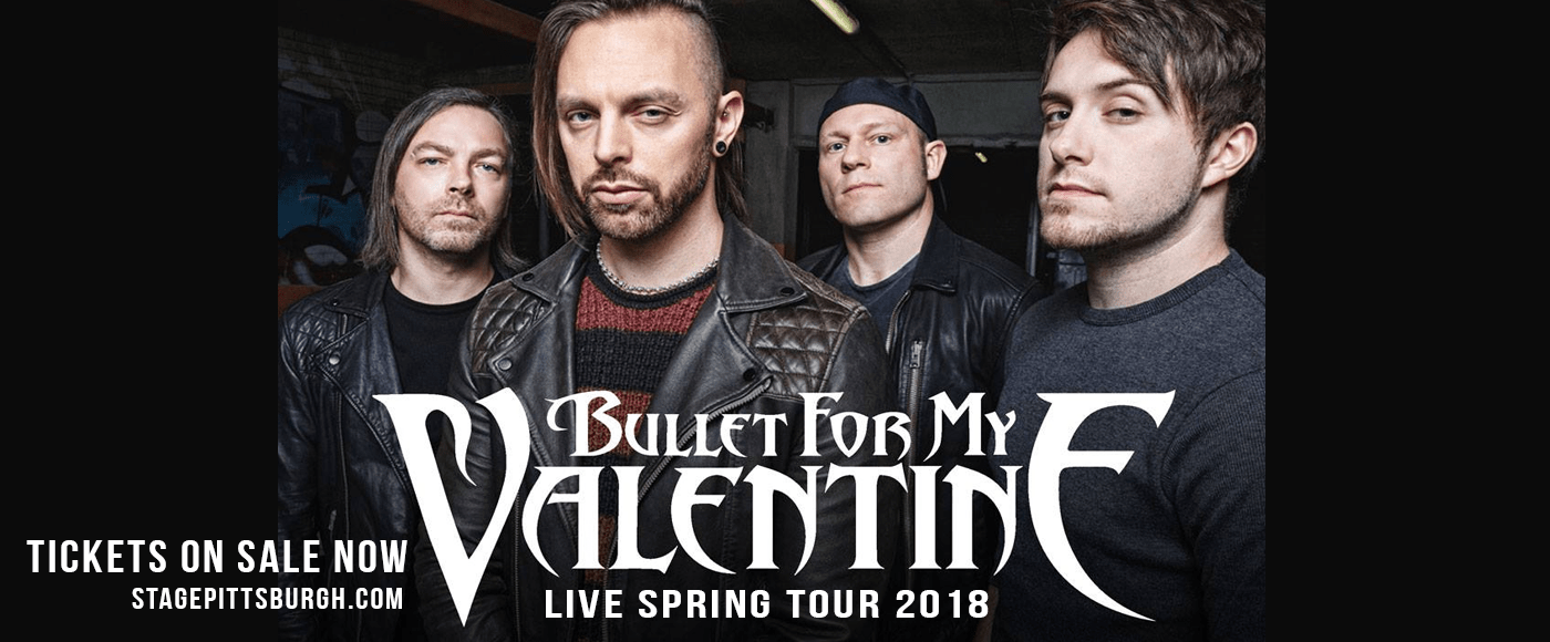 Bullet For My Valentine Trivium Amp Toothgrinder Tickets