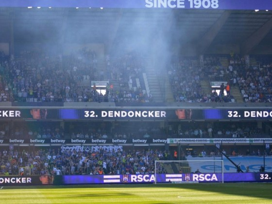LED Boarding RSC, Anderlecht