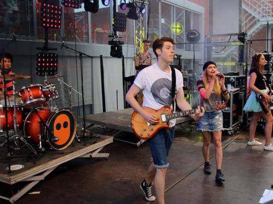 Ghost Rockers, Dendermonde