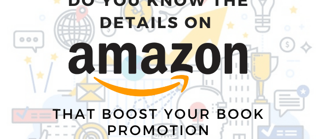 The Small Changes That Can Amp up your Book Promotion on Amazon