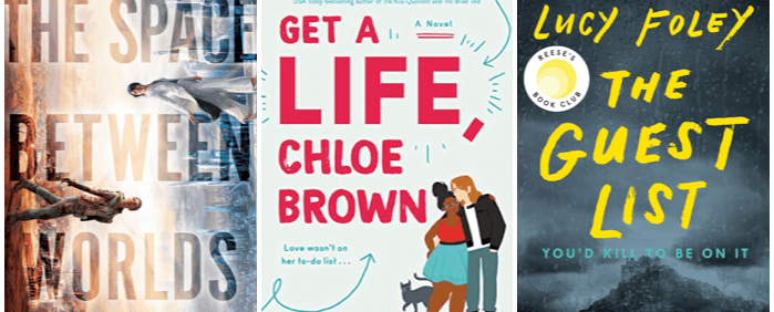 Book Riot's Deals of the Day for August 18, 2021
