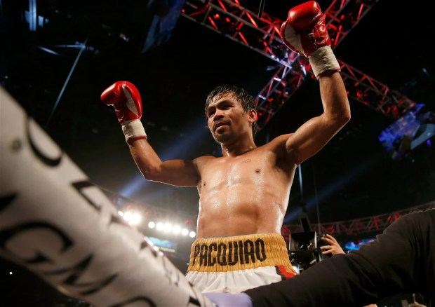 EssentiallySports: Manny Pacquiao Draws Inspiration From Muhammad Ali Ahead of H... - FLOYD PAUL 3 - 2021