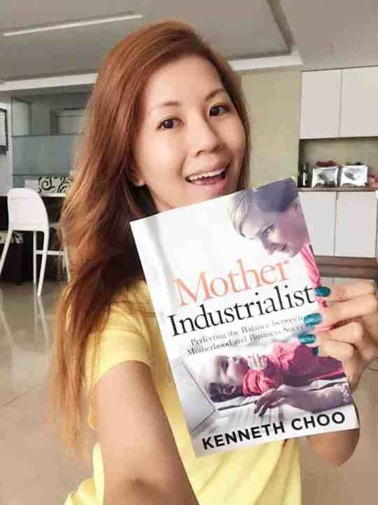 Millie Leung Media Mother Industrialist