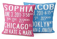 Throw pillows: Your most important home