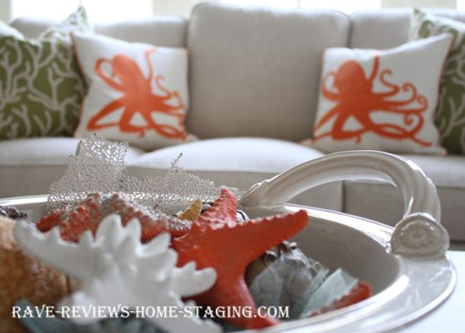 online home staging training vignette ideas