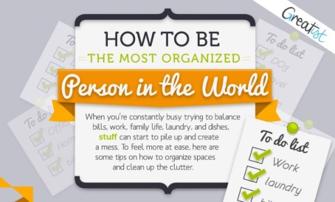 how to be an organized professional home stager