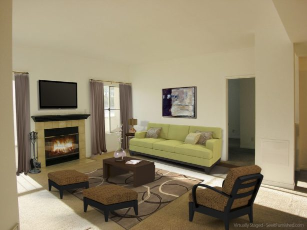 home by Virtual staging solutions