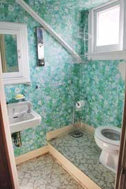 ugly bathroom makeover