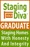 Staging Diva Graduate Badge