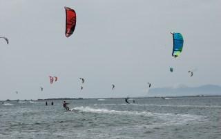 Lo Stagnone kitesurf