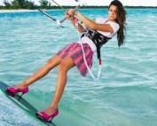 Kitesurf Girl