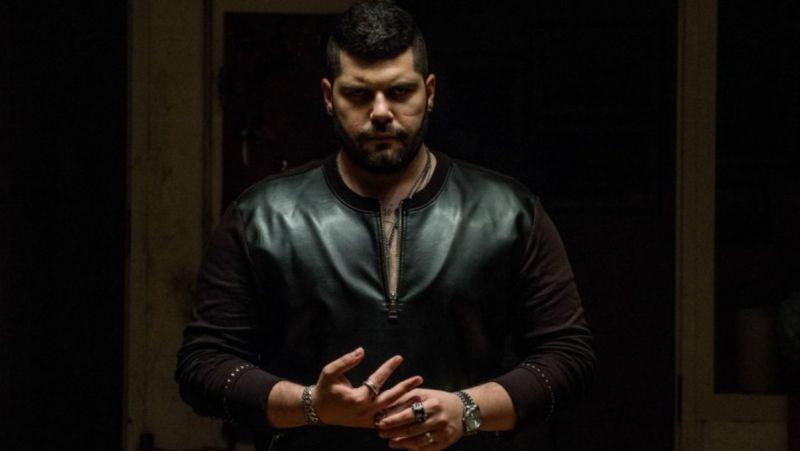 L'attore Salvatore Esposito interpreta il personaggio di Gomorra Gennaro Savastano detto Genny